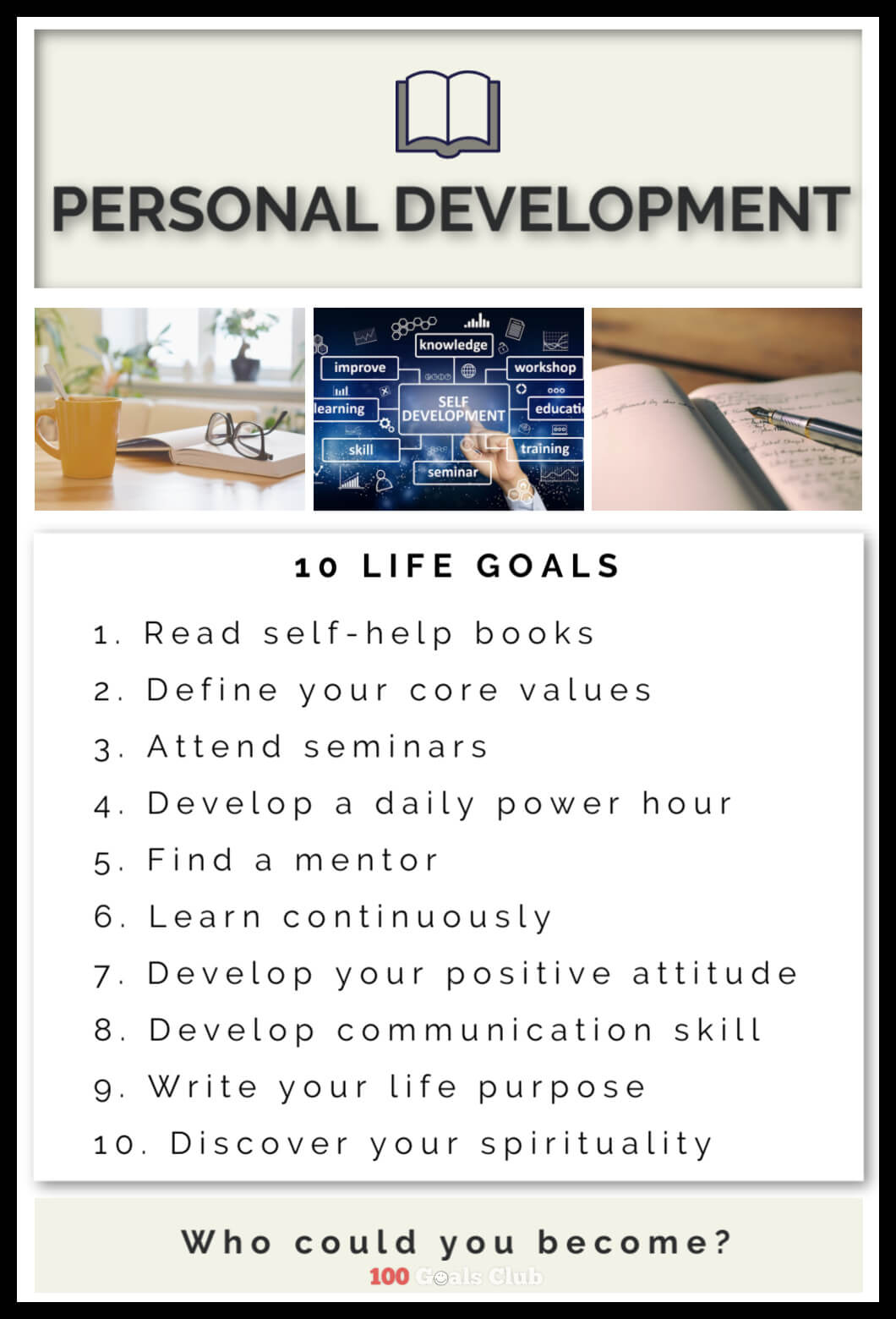 Benefits of Personal Development