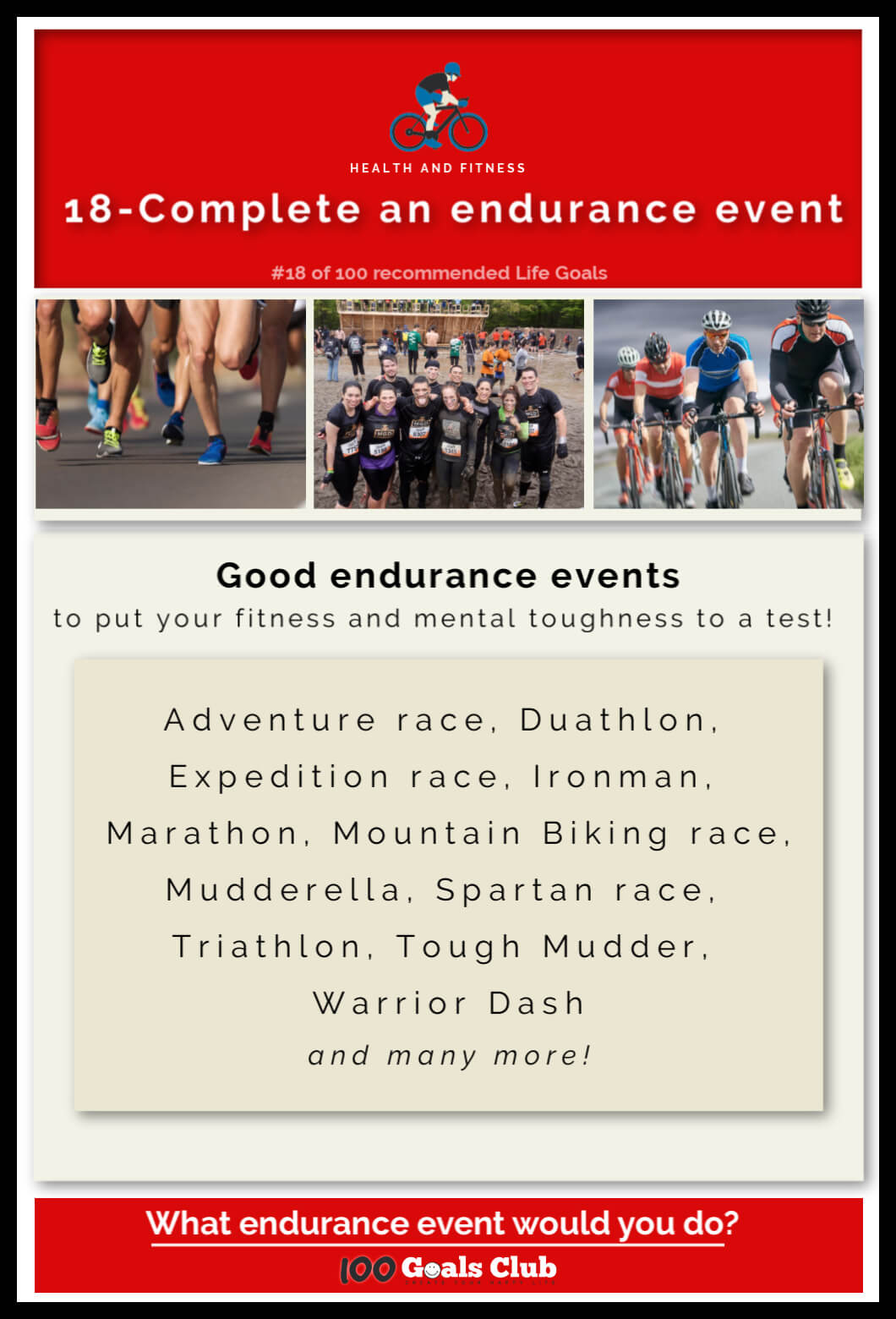Endurance events