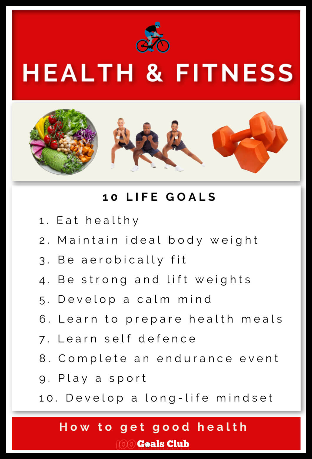 How to get good health